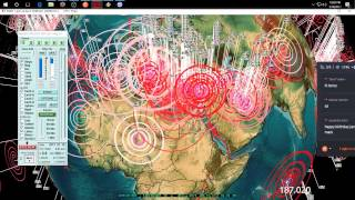 Download 1/18/2017 - Nightly Earthquake Update + Forecast - Italy struck by large EQ - 48hr watch zones Video