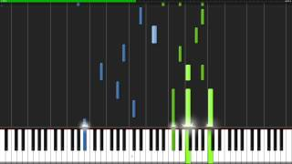 Download Kiss the Rain - Yiruma [Piano Tutorial] (Synthesia) Video