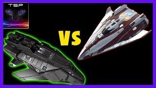 Download Elite Dangerous - Federal Assault Ship vs Fer De Lance (Best Fighters?) Video
