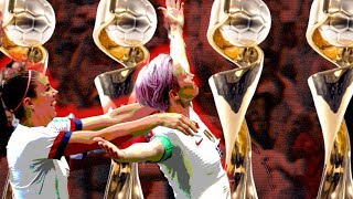 Download USWNT win World Cup, cement themselves forever in sports history | Sports Pulse Video