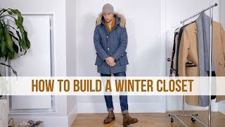 Download 12 Pieces Every Guy Needs In His Winter Closet | Men's Winter Fashion Essentials Video