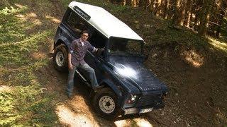Download Extrem-Test am Steilhang - Land Rover Defender 90 Video
