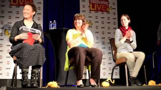 Download Fastest Needles in the Northwest speed knitting competition at Vogue Knitting LIVE Seattle 2013 Video