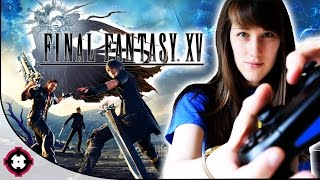 Download ►Final Fantasy XV (15) Gameplay◄ Walkthrough Part 1 (PS4) Video