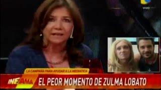 Download 📺 El preocupante presente de Zulma Lobato - Elvecia Trigo en INFAMA Video