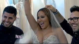 Download Adrienne's Wedding Dress Fitting! Video