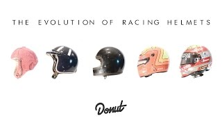 Download The Evolution of Racing Helmets | Donut Media Video