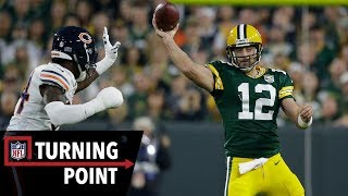 Download How Rodgers Brought His Team Back From a 17-point Deficit on One Leg in Week 1 | NFL Turning Point Video