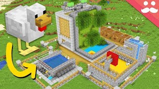 Download What if Chickens Could do Redstone? Video