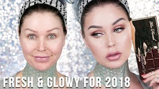 Download Fresh and Simple Everyday Makeup Tutorial! 2018 Video