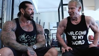 Download 82 YEAR OLD BODYBUILDER - TURNED PRO TWICE - INTERVIEW - Rich Piana Video