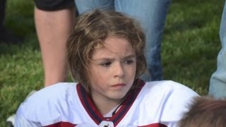 Download Sam Gordon - Girl football player fast and fun to watch! Video