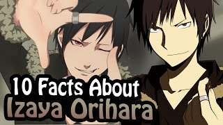 Download 10 Facts About Izaya Orihara That You Absolutely Must Know! (Durarara!!) Video
