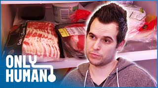 Download Freaky Eaters | Meat Addict (Full Episode) | Only Human Video