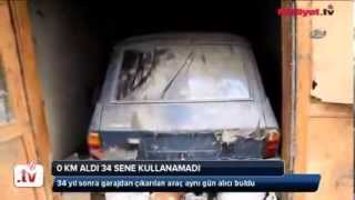 Download 0 km Renault 12 otomobil aldi 34 yil binmedi Video