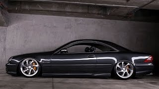 Download Bagged Mercedes CL55 AMG - One Take Video