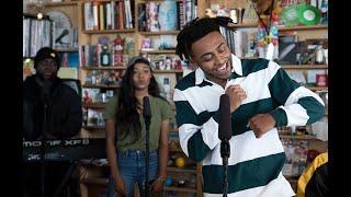 Download Aminé: NPR Music Tiny Desk Concert Video