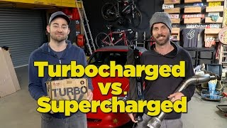 Download Turbocharged vs. Supercharged - Part 1 Video