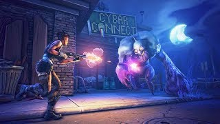 Download Fortnite Save The World (PvE) & Battle Roayle Gameplay Video
