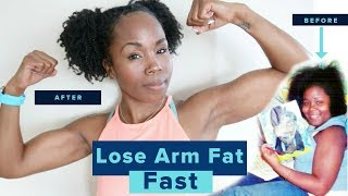 Download How to Lose Arm Fat FAST    Tighten and Tone Loose Flabby Arms UPDATE Video