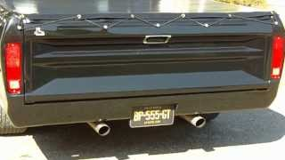Download Ford F100 1977 V8 5L mustang 1988 Video