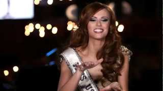 Download Alyssa Campanella - thePageantGuy interview with Miss USA 2011 Video