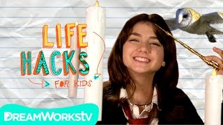 Download Harry Potter Hacks | LIFE HACKS FOR KIDS Video