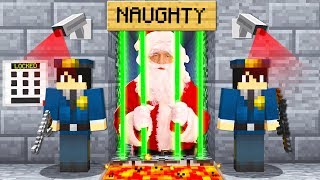 Download BREAKING SANTA OUT OF THE WORLD'S MOST SECURE MINECRAFT PRISON! Video