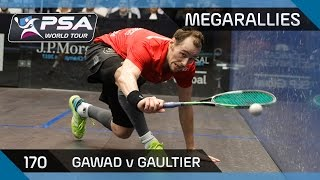 Download ″That is a brutal rally. Quite Unbelievable″ MegaRallies #170 - Gawad v Gaultier Video