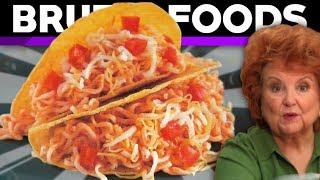 Download Ramen Noodle Tacos - Weird Recipe Review Video