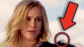 Download CAPTAIN MARVEL Trailer Breakdown! Easter Eggs & Details You Missed! Video