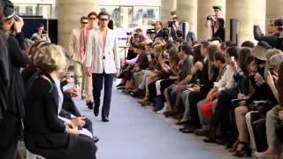 Download Pierre Cardin Menswear Spring/Summer 2013 Fashion Show Video