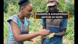 Download Côte d'Ivoire : Etudiante et entrepreneure agricole en herbe Video