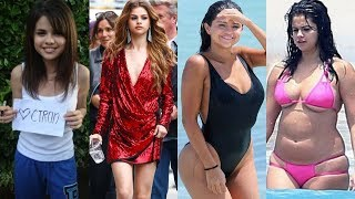 Download Selena Gomez - Transformation From 1 To 26 Years Old Video