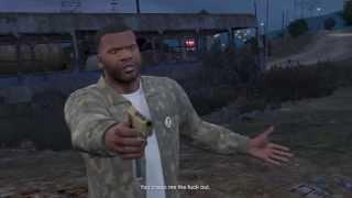 Download GTA V: Franklin Kills Trevor (Optional) Video