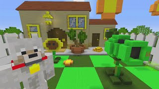 Download Minecraft Xbox Hide and Seek - Plants vs Zombies Video