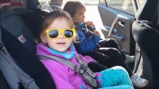 Download 2016 Toyota Rav4 Hybrid - Baby seats - Child seats - Kids seats Video
