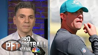 Download PFT Overtime: Does Johnson understand GM-Coach dynamic?   Pro Football Talk   NBC Sports Video