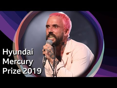 IDLES - Never Fight A Man With A Perm (Hyundai Mercury Prize 2019)