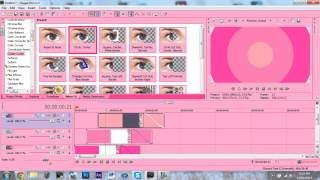 Download ♦ SV Tutorial ; Candy Effects - Cookie Cutter Transition Video