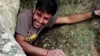 Download Ladkeshwori Mahadev's Cave visit at Balthali Video