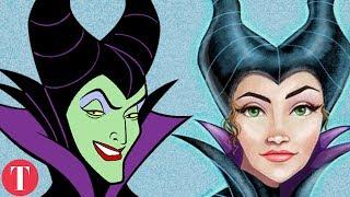 Download 10 Disney VILLAINS Reimagined As BEAUTIFUL Video