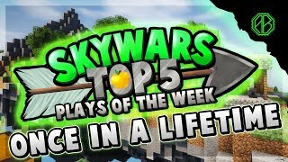 Download ONCE IN A LIFETIME CLIP! - Top 5 SKYWARS PLAYS of the Week Video