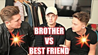 Download BROTHER VS BEST FRIEND Video