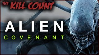 Download Alien: Covenant (2017) KILL COUNT Video