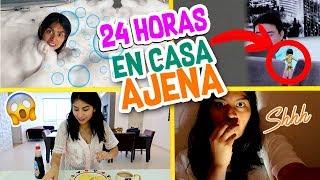 Download ⏰ 24 HORAS en CASA AJENA 🏠 ( ME DESCUBREN Termina MAL ) 🛁 Vloggeras Fantasticas Video