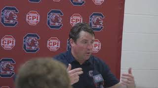 Download POST-GAME: Will Muschamp on Tennessee — 10/14/17 Video