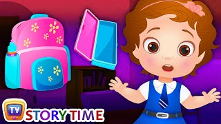 Download ChuChu Loses School Supplies - Bedtime Stories for Kids in English | ChuChu TV Storytime Video