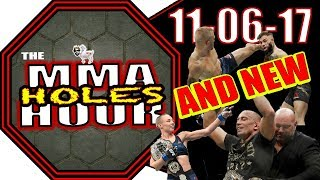 Download 🔴 UFC 217 ″AND NEW″ PARTY WITH THE MMA HOLES Video