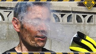 Download What does Liquid Nitrogen do to Your Face? Video